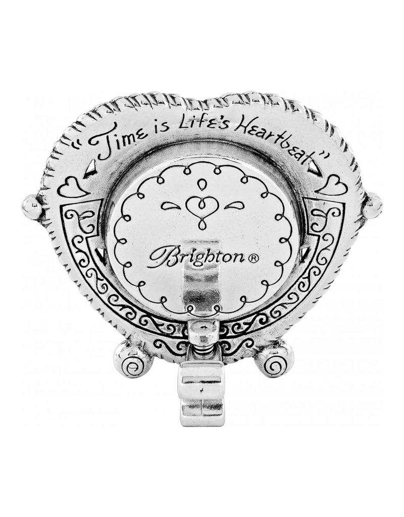 BRIGHTON G20112 HEARTBEAT IN TIME CLOCK