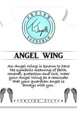 T JAZELLE ARCTIC APATITE-ANGEL WING