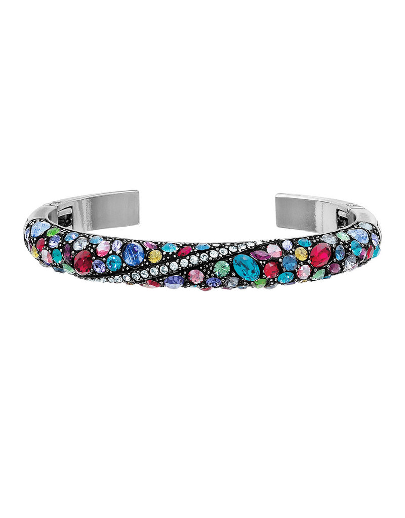 BRIGHTON JF3953 Trust Your Journey Double Hinged Bangle