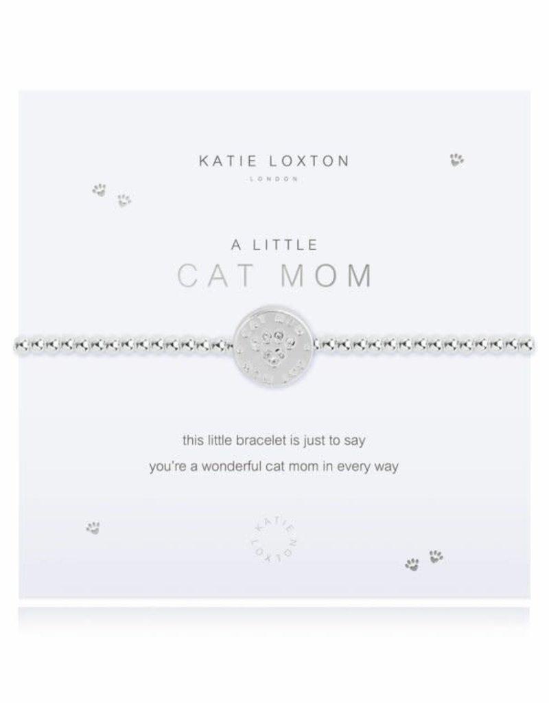 KATIE LOXTON KLJ4304 a little Cat Mom Bracelet