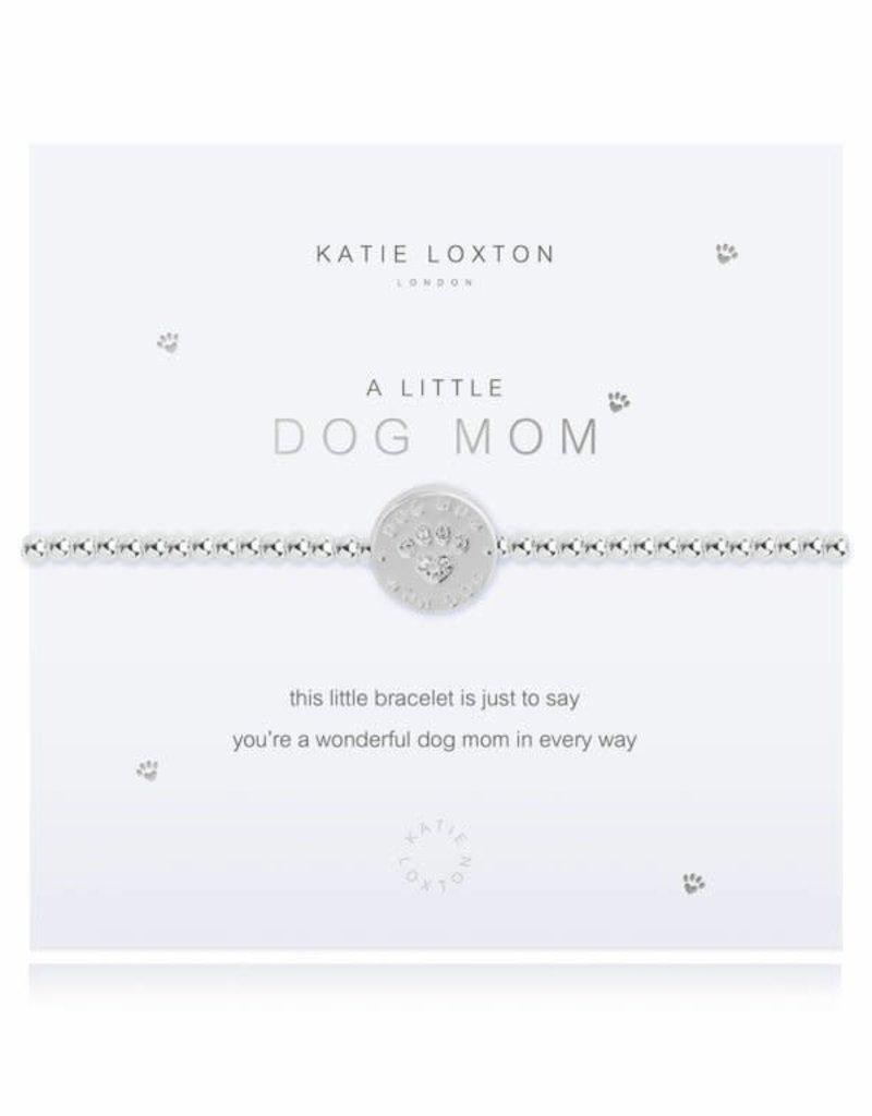 KATIE LOXTON KLJ4305 a little Dog Mom Bracelet