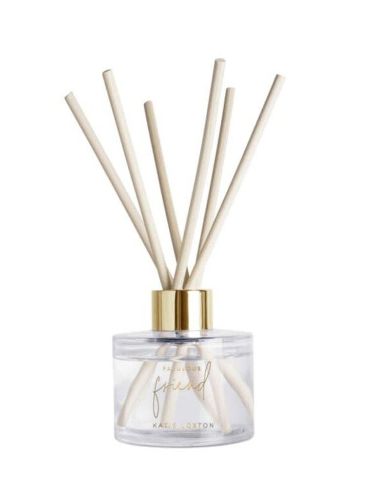 KATIE LOXTON KLRD058 Fabulous Friend Reed Diffuser   Grapefruit And Pink Peony