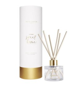 KATIE LOXTON KLRD063 Home Sweet Home Reed Diffuser | Fig And Apple Blossom