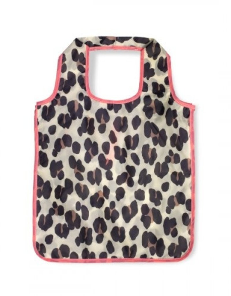 KATE SPADE 206547 Reusable Shopper Tote, Forest Feline