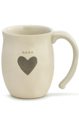 DEMDACO 1004470035Nana Heart Mug