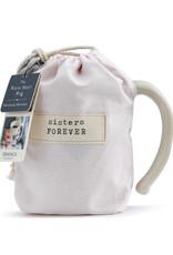 DEMDACO 1004470038 Sisters Forever Heart Mug