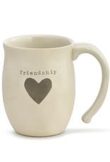 DEMDACO 1004470044Friendship Heart Mug