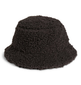 DEMDACO 1004570056Sherpa Bucket Hat - Charcoal