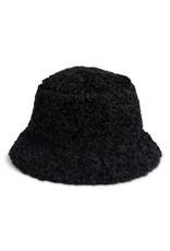 DEMDACO 1004570059Sherpa Bucket Hat - Black