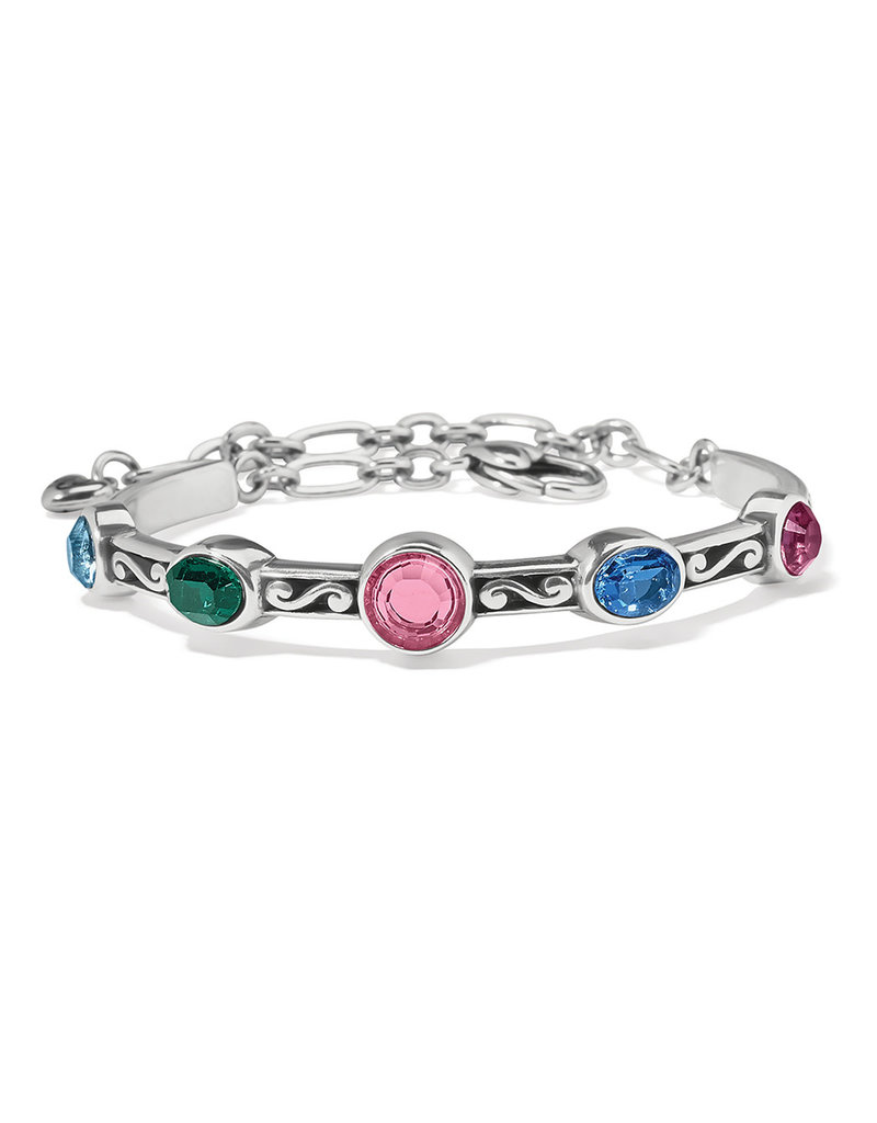 BRIGHTON JF8703 Elora Gems Bar Bracelet