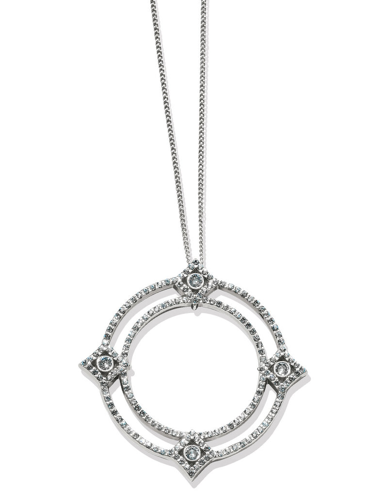 BRIGHTON JM4811 ILLUMINA DIAMOND RING NECKLACE