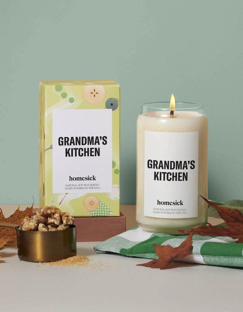 Grandma's Kitchen Candle
