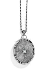 BRIGHTON JM1762 Intrigue Convertible Locket Necklace