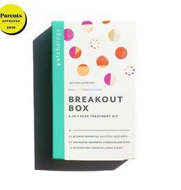 patchology-pro Breakout Box 3-In-1 Acne Treatment Kit