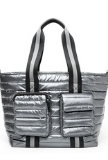 THINK ROYLN Jr. Wingman Bag with Elevated Pockets PEARL GREY