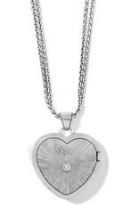 BRIGHTON Essex Heart Convertible Locket