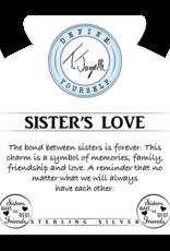 T JAZELLE TJ99044 PINK TOURMALINE-SISTERS LOVE