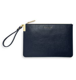 KATIE LOXTON KLB622 SECRET MESSAGE POUCH - HEART OF GOLD/TO MY WONDERFUL MOM USA 16X24CM