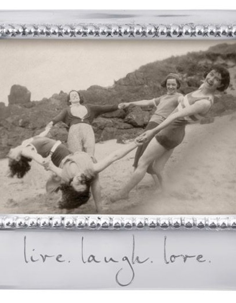 "MARIPOSA 3906LL ""LIVE. LAUGH. LOVE."" FRAME"