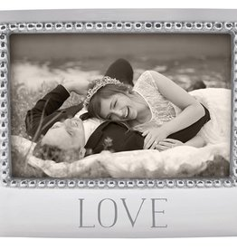 "MARIPOSA 3906VE ""LOVE"" 4X6 FRAME"