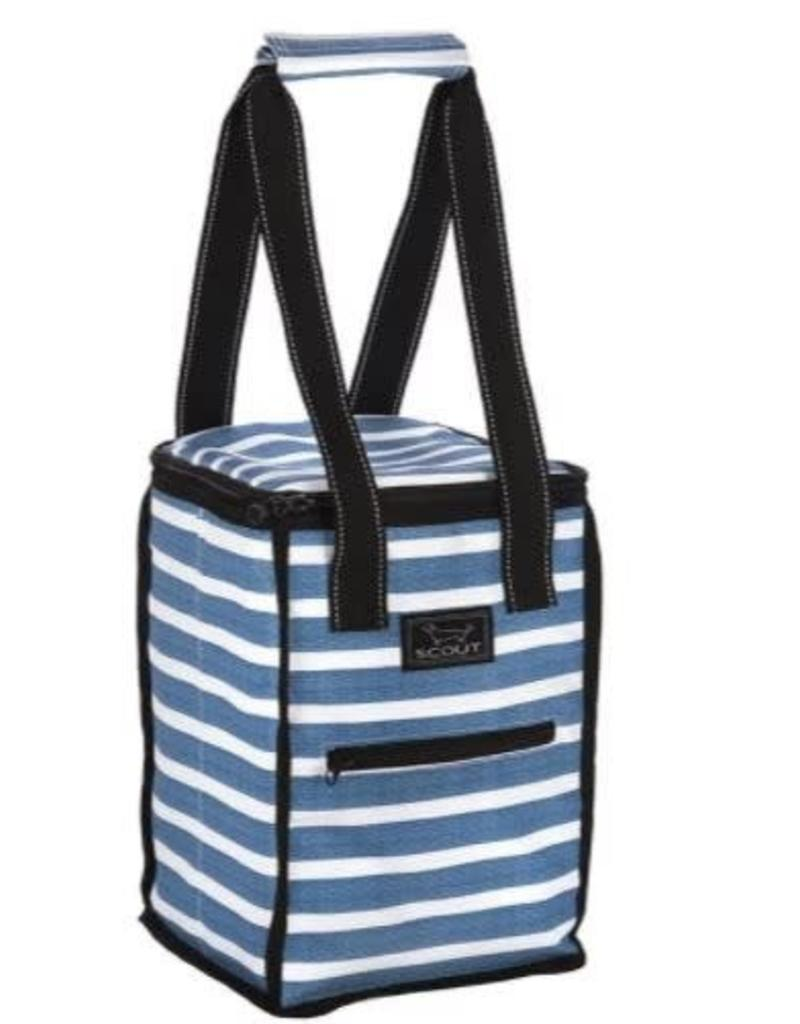 SCOUT 47568 PLEASURE CHEST-OXFORD BLUES SOFT COOLER