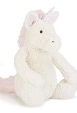 JELLYCAT BAS3UUS BASHFUL UNICORN MEDIUM