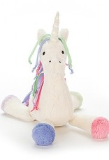 JELLYCAT LOL2LC LOLLOPYLOU UNICORN CHIME