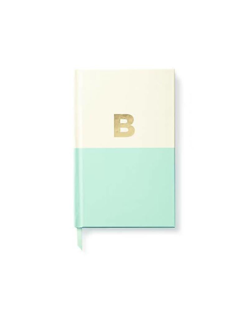 KATE SPADE Dipped Initial Notebook