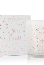 KATIE LOXTON KLC074 ICON CANDLE - SHINE BRIGHT - SWEET LYCHEE AND MANGO FLOWER - 160GR