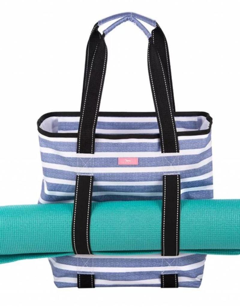 SCOUT 16421 FIT KIT-OXFORD BLUES GYM BAG