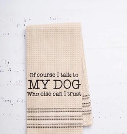MONA B MH-155 MY DOG DISHTOWEL