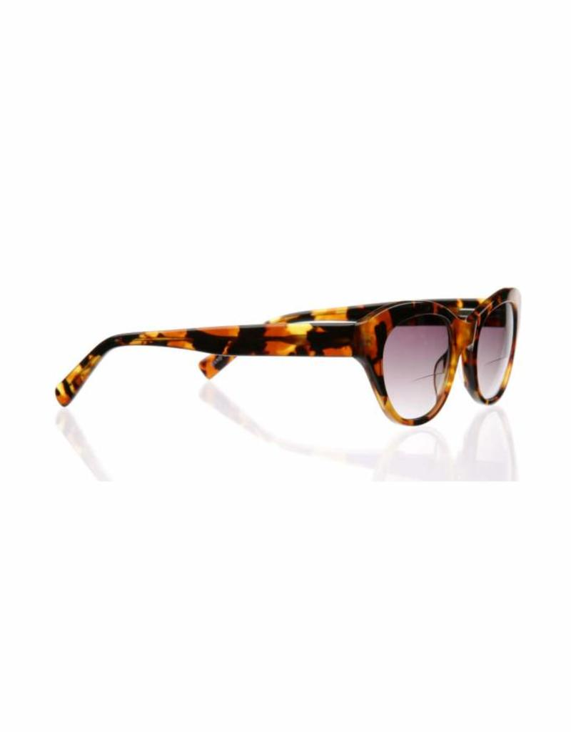 EYEBOBS 11030 FRAME: 110 B' WITCHED READER SUNGLASSES