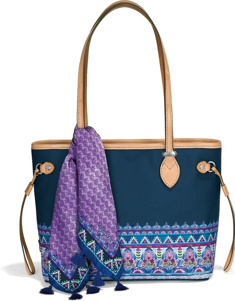 BRIGHTON H5476M BRINLEY SCARF TOTE Available in store! Please contact 516-766-3100!