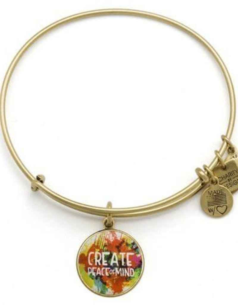ALEX AND ANI CBD14POMRG PEACE OF MIND