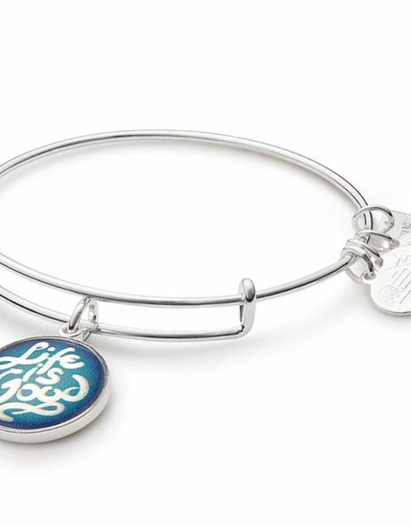 ALEX AND ANI CBD16LIGSS CHARITY DESIGN, LIFE IS GOOD EWB, SS