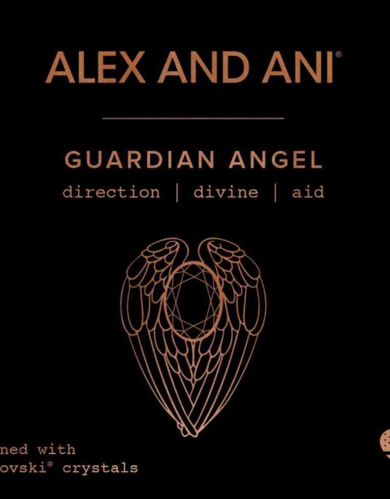 ALEX AND ANI A16EB101RG GUARDIAN ANGEL EWB