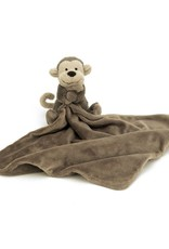 JELLYCAT SO4MK Bashful Monkey Soother