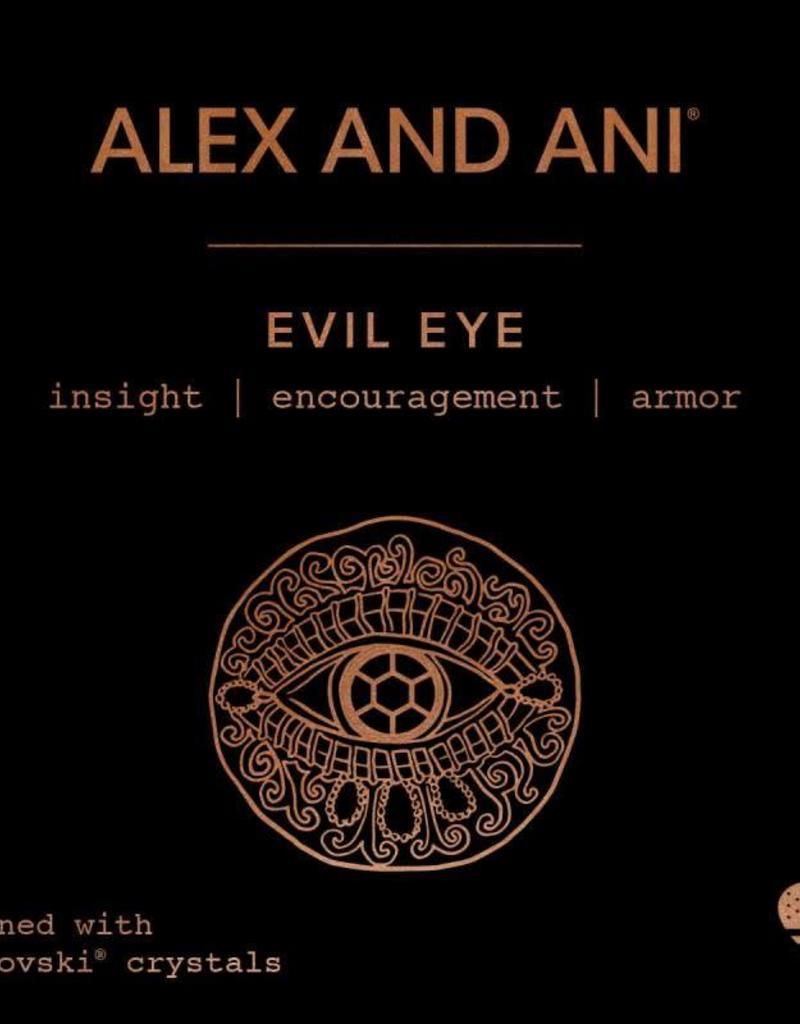 ALEX AND ANI A17EBEERG EVIL EYE EWB, RG