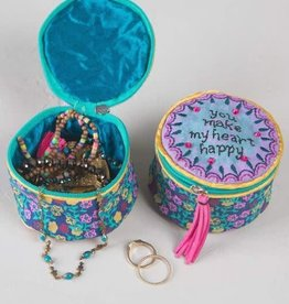 NATURAL LIFE BAG210 JEWELRY ROUNDS YOU MAKE HEART