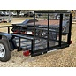 Anderson Manufacturing ANDERSON EC58LS UTILITY TRAILER