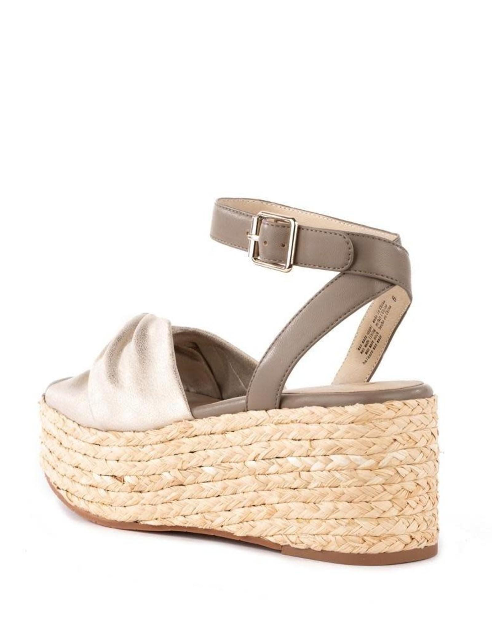 WINNING wedge sandal