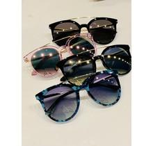 Round bar Sunglasses