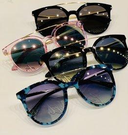 Sunglasses Round bar Sunglasses