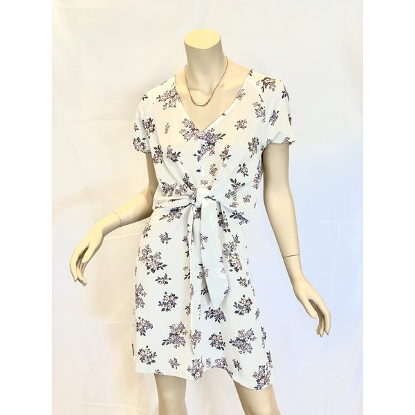 Winona Tie Front Dress