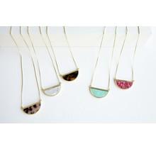Highland Necklace- Acrylic