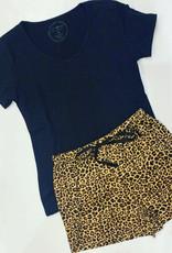 jane marie Leopard PJ Set