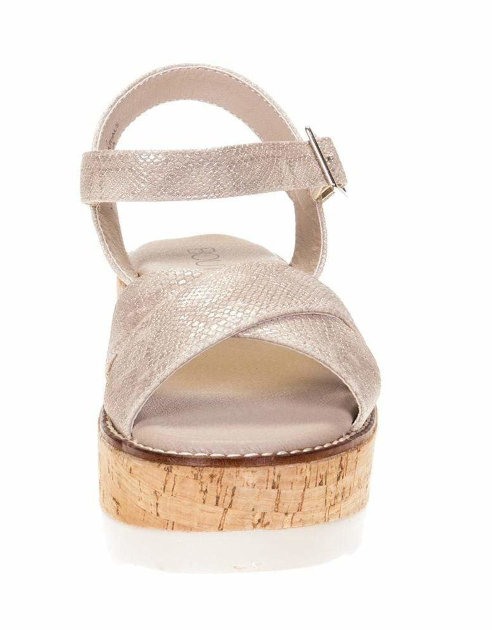 Corkys Fluffie- Champagne Wedge