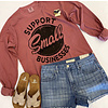 Support Small Longslv Tee