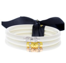 3 Kings All Weather Bracelet - Ivory-Small