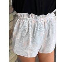 Blush Dot Exuma Shorts